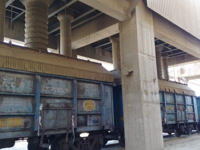 Wagon Loading System